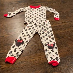Hanna Andersson Minnie Mouse PJs